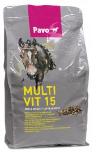Pavo - Multivit 15-3 kg