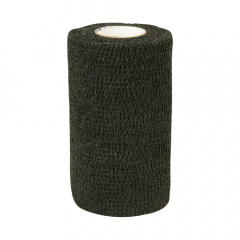 Powerflex bandage 4.5 x 10 cm 18 pcs Black