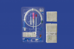 Mila - Guidewire Catheter Double Lumen, 5Fr x 13 cm