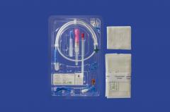 Mila - Guidewire Catheter Double Lumen 7Fr x 20 cm