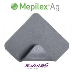 Mӧlnlycke - Mepilex Ag, 10x10 cm (5 pcs)