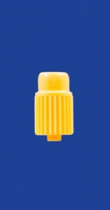 Safety Injection Cap