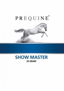 Prequine Show master paste 50 gr