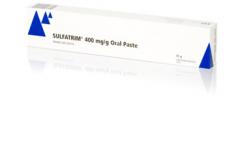 Sulfatrim oral paste 45 g
