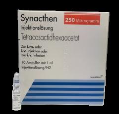 Synacthen 0.25 mg/ml 1 ml