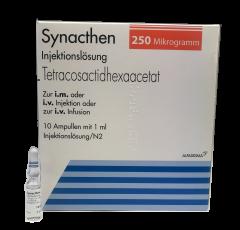 Synacthen 0.25 mg/ml 1 ml 10st.