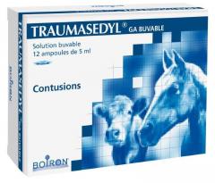 Boiron - Traumasedyl GA, 12 ampoules, 5 ml