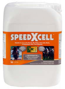 Speed X-Cell 10 ltr