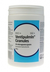Ventipulmin granules 500 g