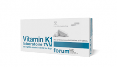 Vitamine K1 Comprimes TVM 14 tablets