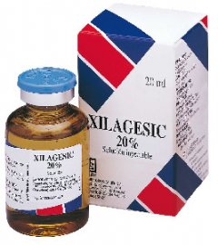 Xilagesic 20% 20 ml