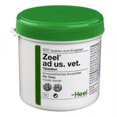 Zeel 500 tabletten