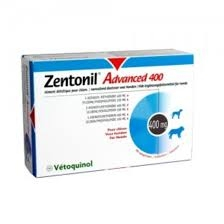 Vetoquinol - Zentonil Advanced, 400mg (30 tabs)