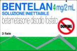 Bentelan 2 mg/ml 3 vials x 2 ml