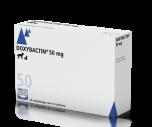AST - Doxybactin, 50 mg tabs 10x10