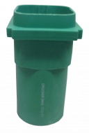 Owl Manor - Green Centrifuge Bucket, 2 pcs